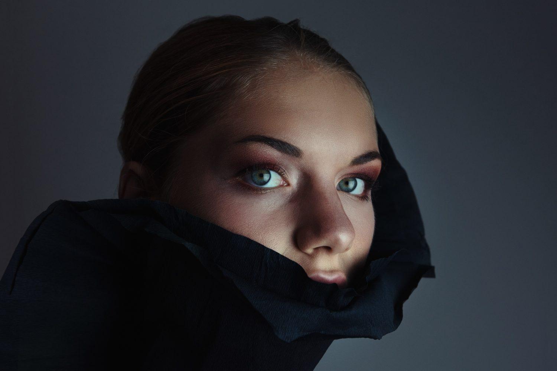 ritratto studio fotografico professionale best retoucher