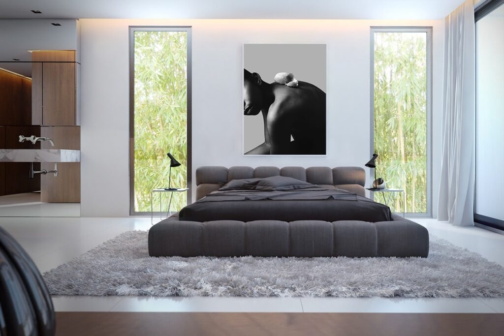 fotoquadro casa arredamento lusso fotografia